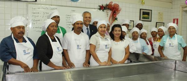 Consulado de Colombia en Maracaibo brindó a los connacionales en un curso de panadería